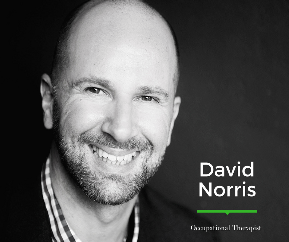 David Norris_ Occupational Therapist