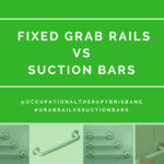 Grab Rails Vs Suction Bars