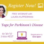 Yoga For Parkinson's Disease