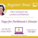 Yoga For Parkinson's Disease