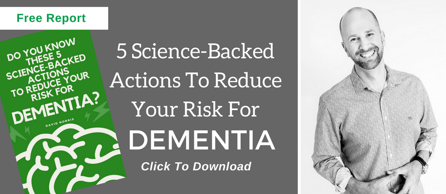 5 Science Backed Actions to Reduce Dementia