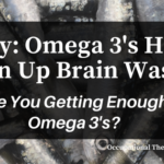 "Omega-3 Fatty Acids Help Clear ""Brain Waste"""