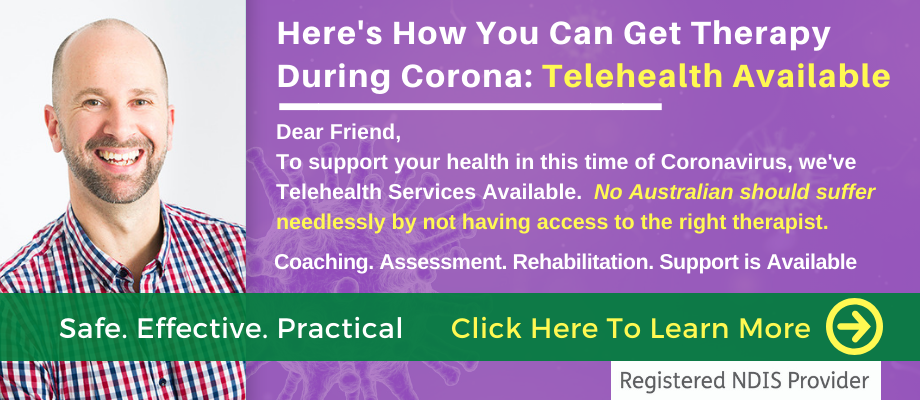 Telehealth Occupational Therapy Australia