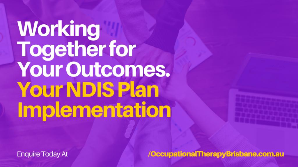 NDIS OT Provider Services Brisbane