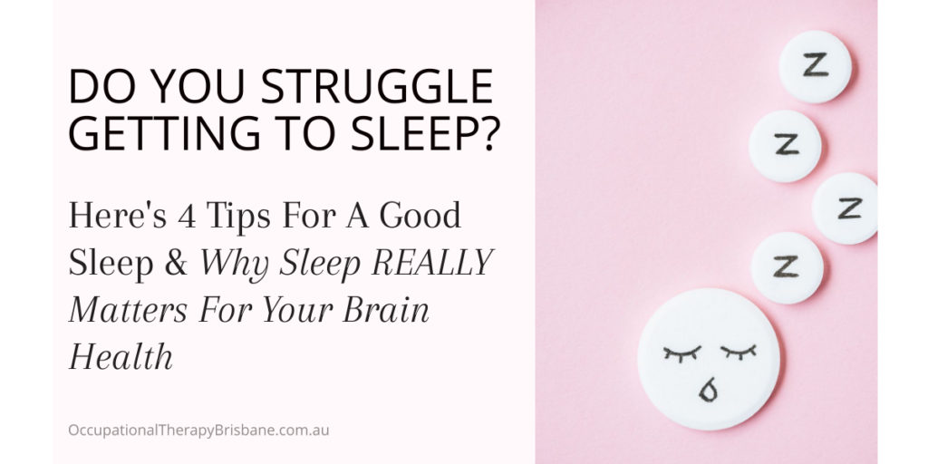 Tips to help you get to sleep when you can't